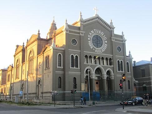Parroquia Santuario María Auxiliadora