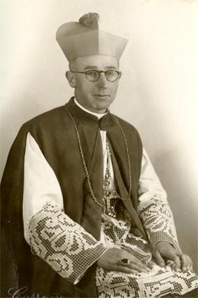 Monseñor Cándido Rada Senosiaín sdb.