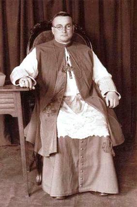 Monseñor Vladimiro Boric, sdb.