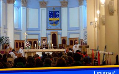Corpus Cristi en la Catedral de Punta Arenas