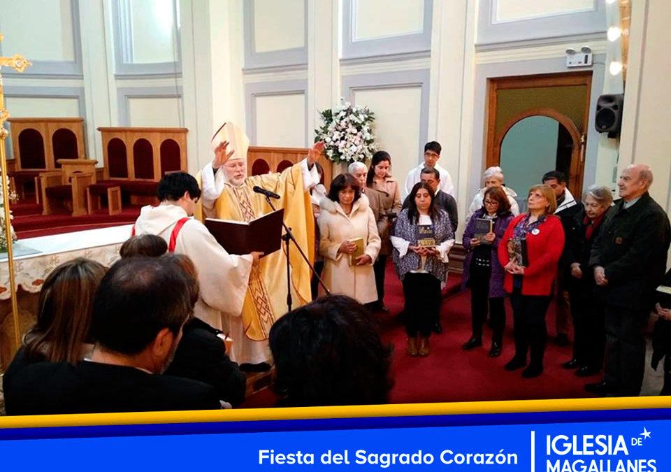Fiesta del Sagrado Corazón de Jesús en Punta Arenas