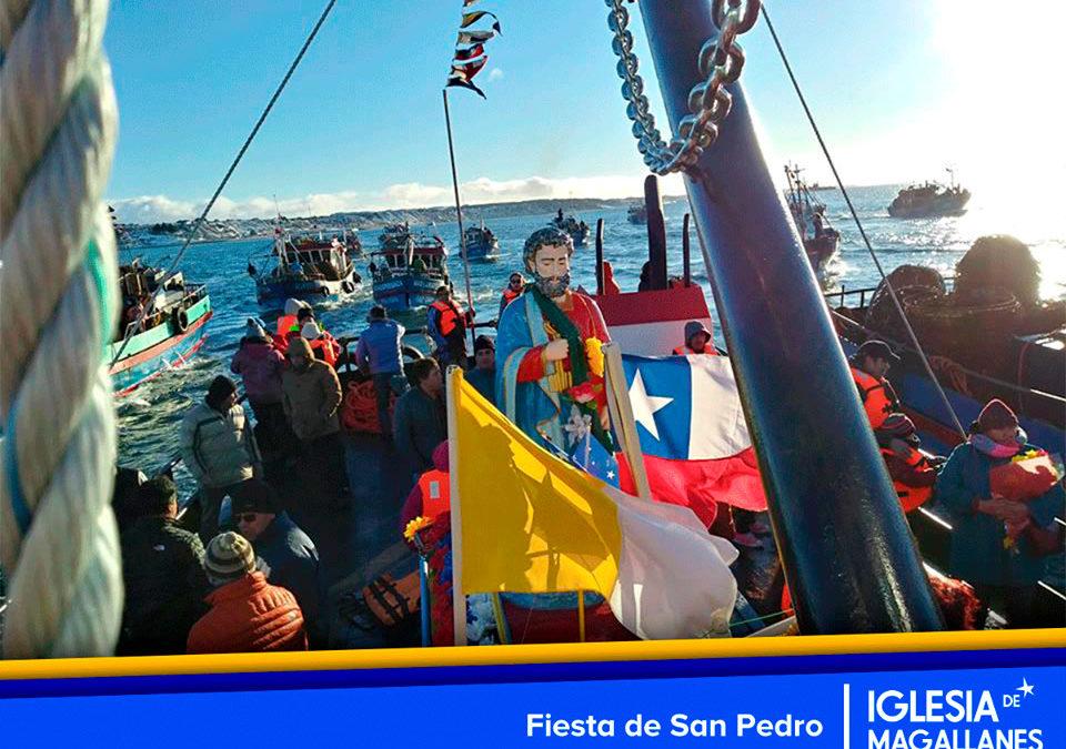 Fiesta de San Pedro, patrono de los pescadores