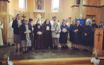 Religiosas celebran el día de la vida consagrada en Punta Arenas