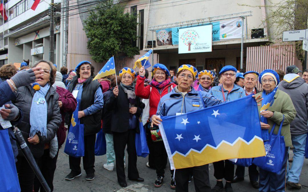 Fiesta Nacional Adulto Mayor 2018
