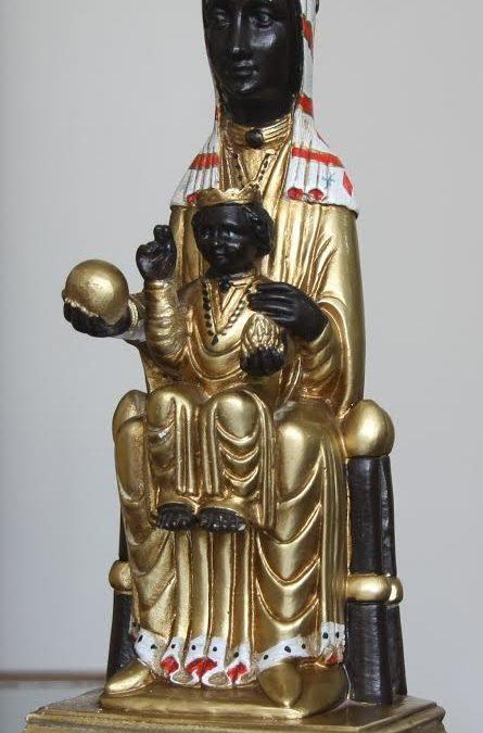 Peregrinación a la Virgen de Montserrat de Río Verde