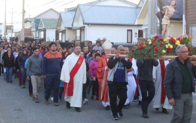 Fiesta de San Sebastián en Punta Arenas