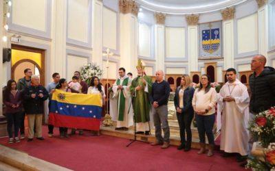 Oramos por Venezuela