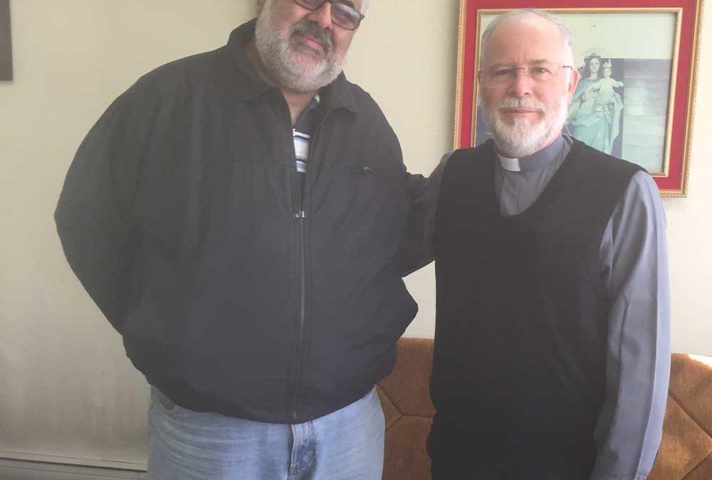 Sacerdote Vicentino en Tierra del Fuego