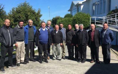 Retiro de los Presbiterios de Punta Arenas y Osorno