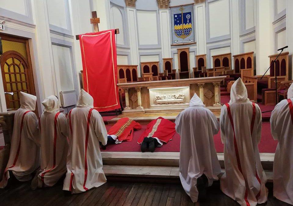 Liturgia de la Pasión del Señor en Punta Arenas