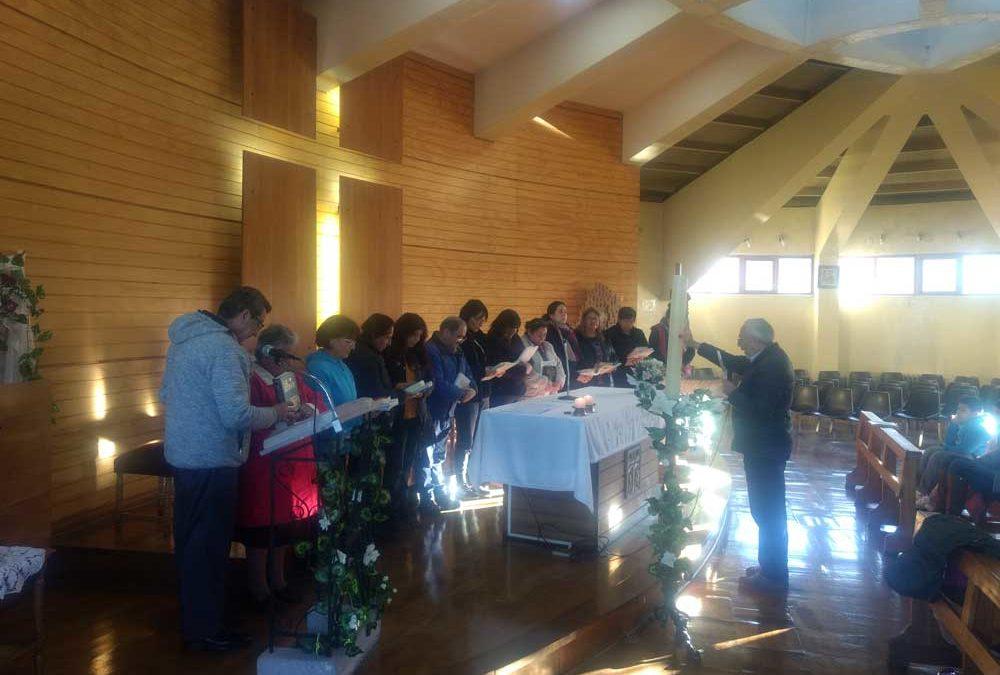 Inicio de las Catequesis de Primera Comunión en Fátima