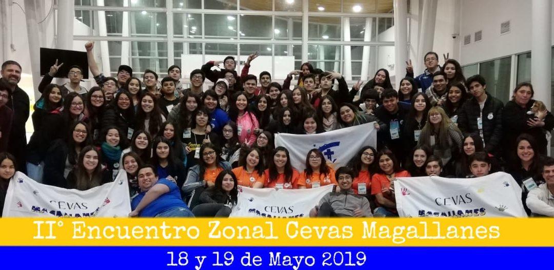 Segundo Encuentro Zonal Cevas Magallanes.