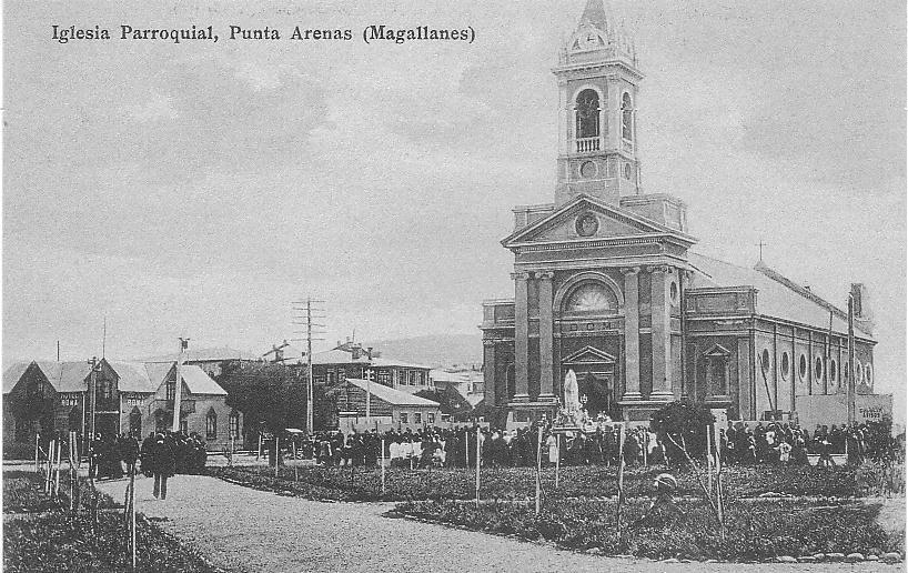 Hace 118 años se inauguró la Iglesia Catedral de Punta Arenas