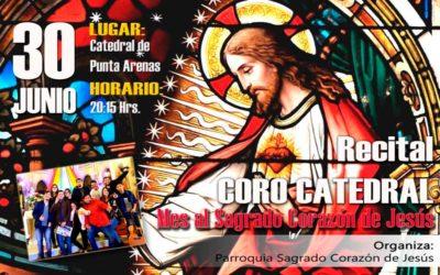 Recital Coro Catedral