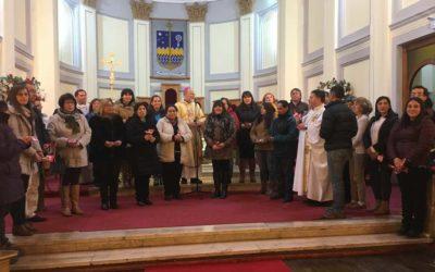 Celebración del día del Catequista
