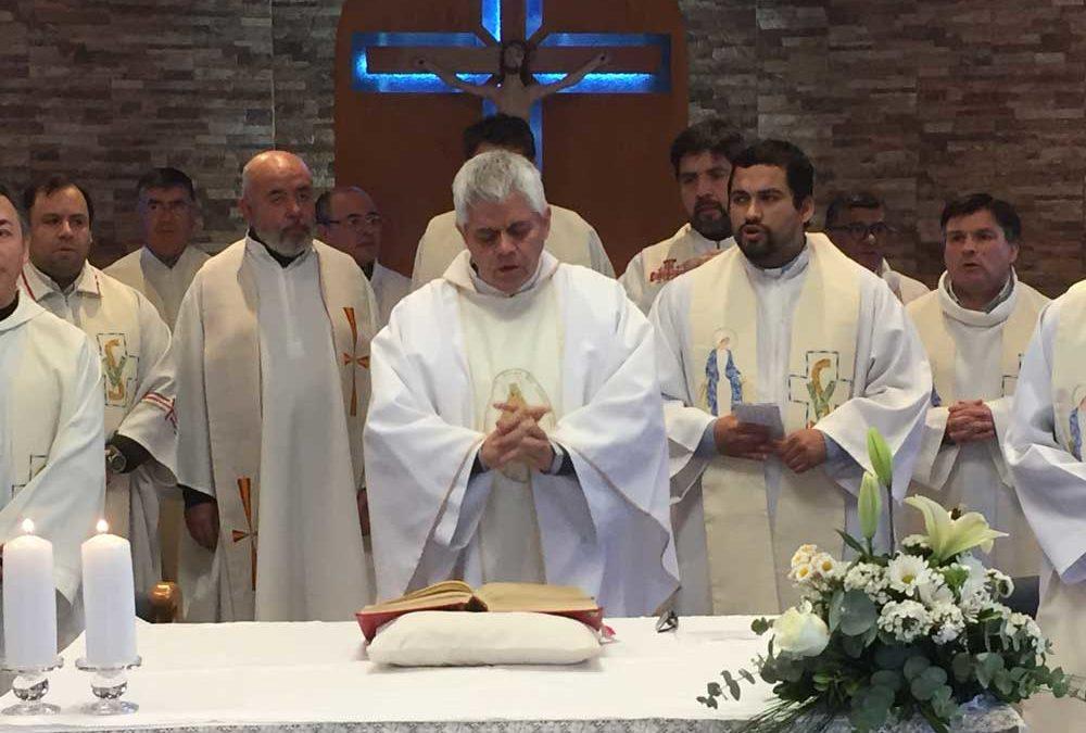 Bodas de oro sacerdotales del P. Víctor Rodríguez