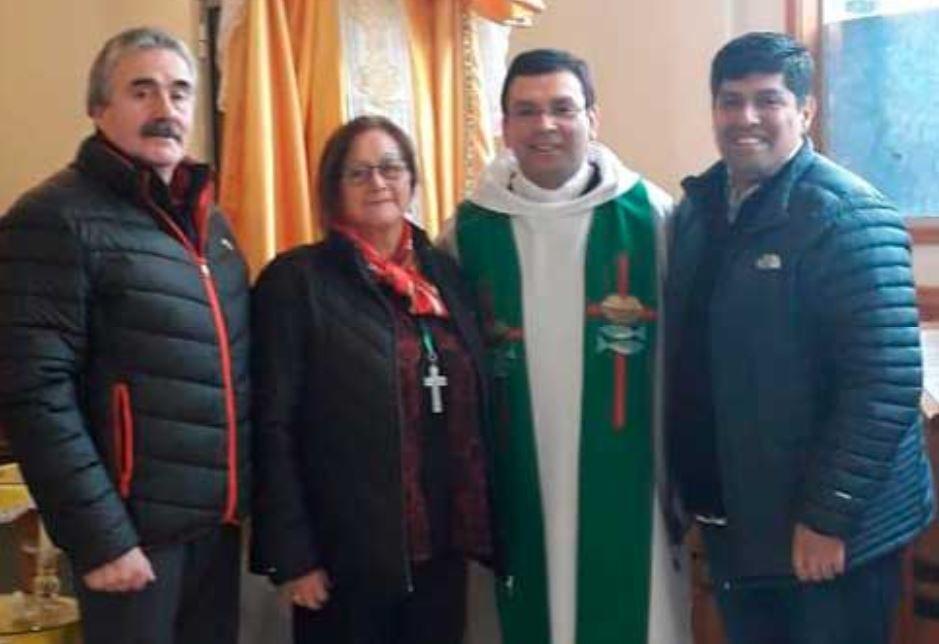 Nuevos coordinadores en las comunidades de La Milagrosa y Santo Cura de Ars