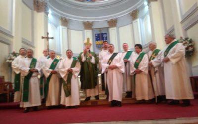 Celebración del día del diácono