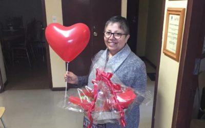 Gladys Cárdenas Macías ¡Vive en Cristo!