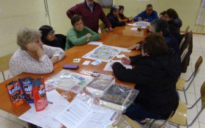 Jornadas de discernimiento en parroquia María Auxiliadora del Carmen de Puerto Natales