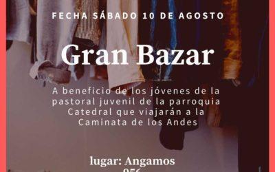 Invitación Gran Bazar