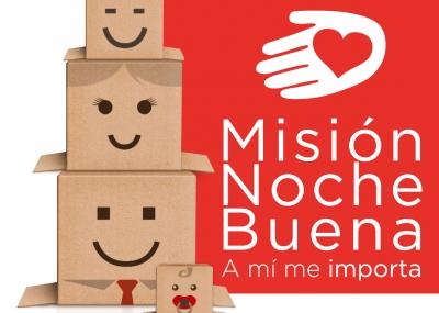 Campaña diocesana Misión Noche Buena 2019