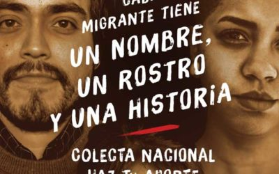 Colecta Migrantes 2019