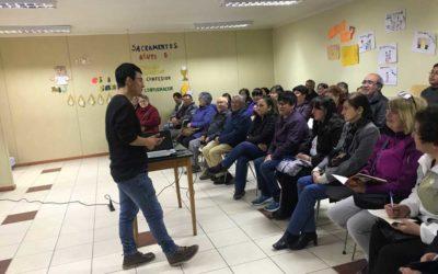 Curso de Biblia en Puerto Natales