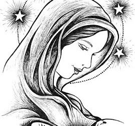 «¡LLENA DE GRACIA!» Solemnidad de la Inmaculada Concepción