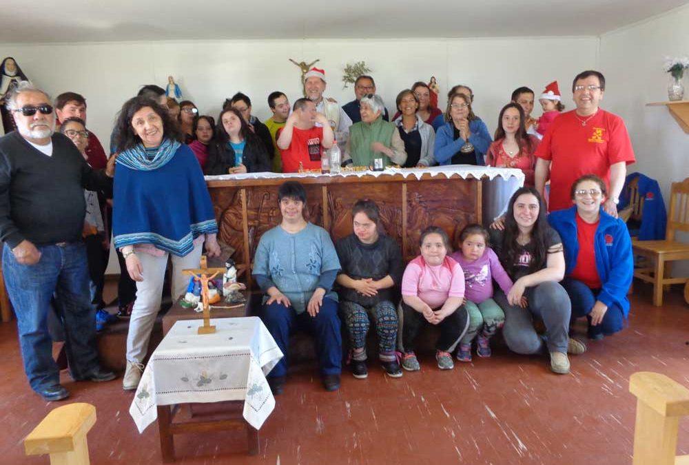Eucaristía navideña e inclusiva en provincia de Ultima Esperanza
