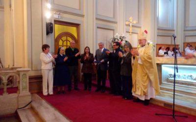 Misa por la paz e inicio del nuevo año en catedral martes 31 de diciembre a las 19.00 hrs.