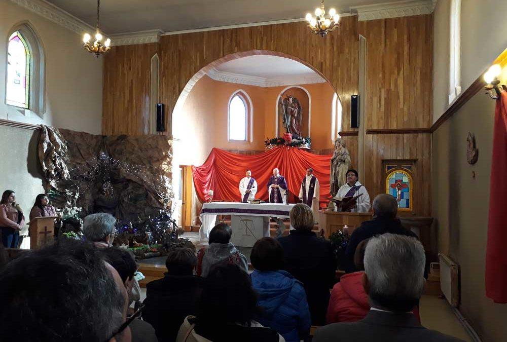 Celebración del aniversario fundacional 101 de la Parroquia San Miguel