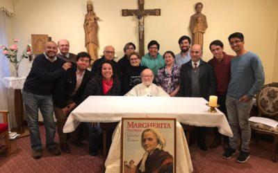 Celebración del día del cooperador salesiano