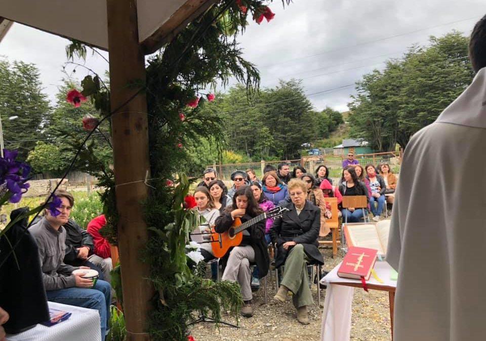 Misión país 2020 en Punta Arenas – Parroquia Santa Teresa de los Andes