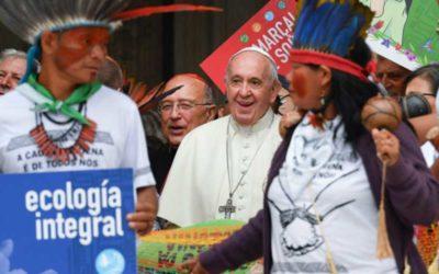 """12 claves de la Exhortación Apostólica del Papa: """"Querida Amazonia"""""""