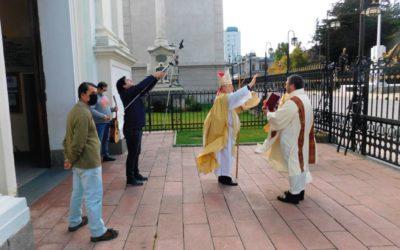 """Domingo de Pascua: """"¿por qué buscan entre los muertos al que vive? no está aquí. ¡ha resucitado!""""."""