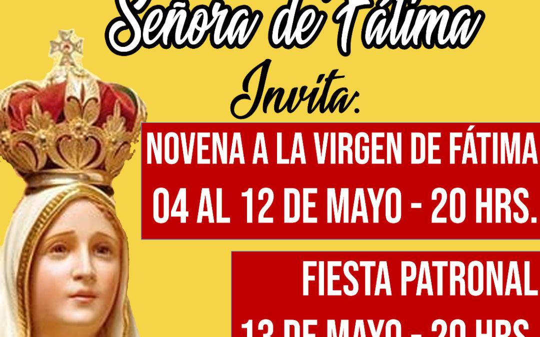 Festividad de Nuestra Señora de Fátima