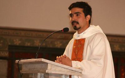 Sacerdote Salesiano se incorpora a las tareas pastorales