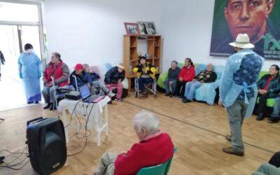 CELEBRACIÓN FIESTA DE SAN JOSÉ OBRERO EN CASA DEL SAMARITANO DE MAGALLANES