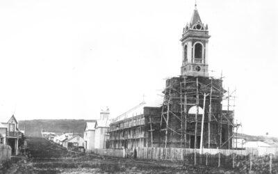 120 AÑOS DE LA INAUGURACIÓN DE LA IGLESIA MATRIZ, LA CATEDRAL DE PUNTA ARENAS