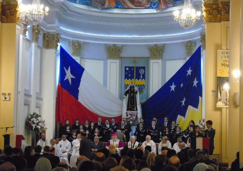 En un ambiente solemne se desarrolló el Te Deum Ecuménico 2018 en la Catedral de Punta Arenas.
