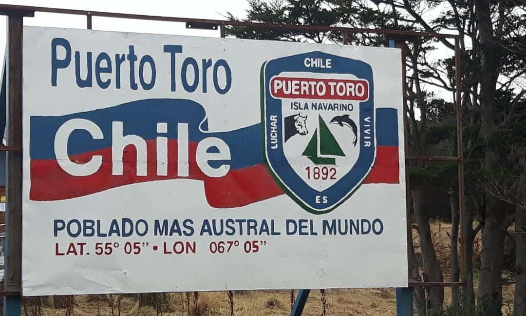 Peregrinación a San Pedro de Puerto Toro.