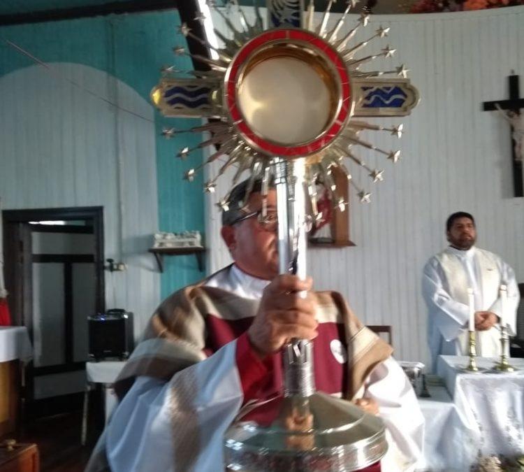 Parroquia Cristo Obrero celebra 75 años de vida pastoral