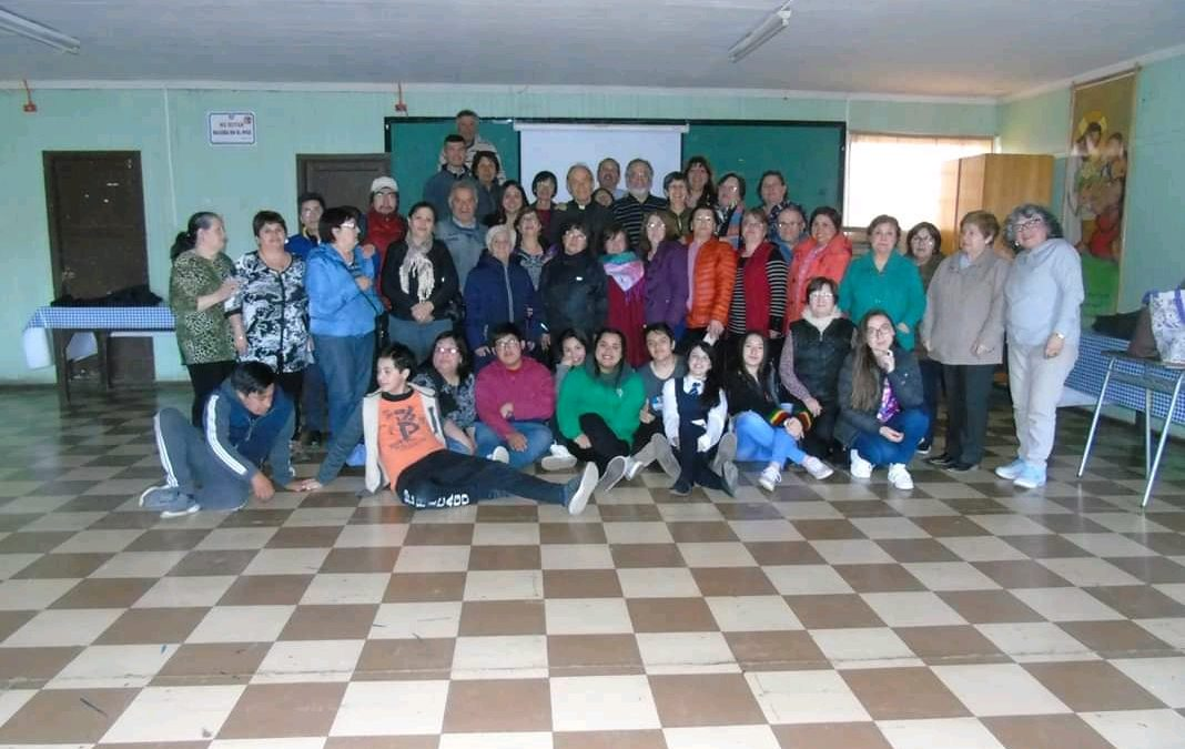 Asamblea Parroquial Cristo Obrero