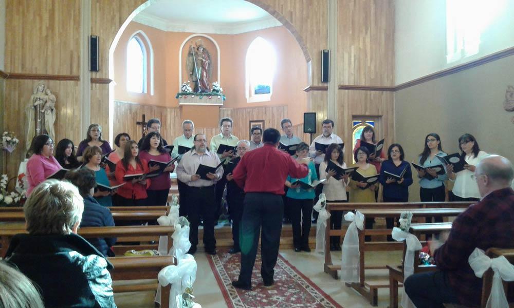 Concierto de villancicos en el Centenario de la Parroquia San Miguel