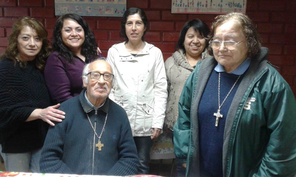 Grupo de Lectio Divina en Cristo Obrero