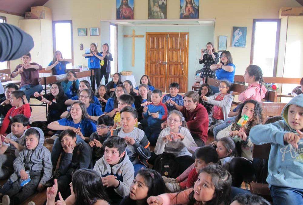 Misión Estrella de Belén del liceo María Auxiliadora