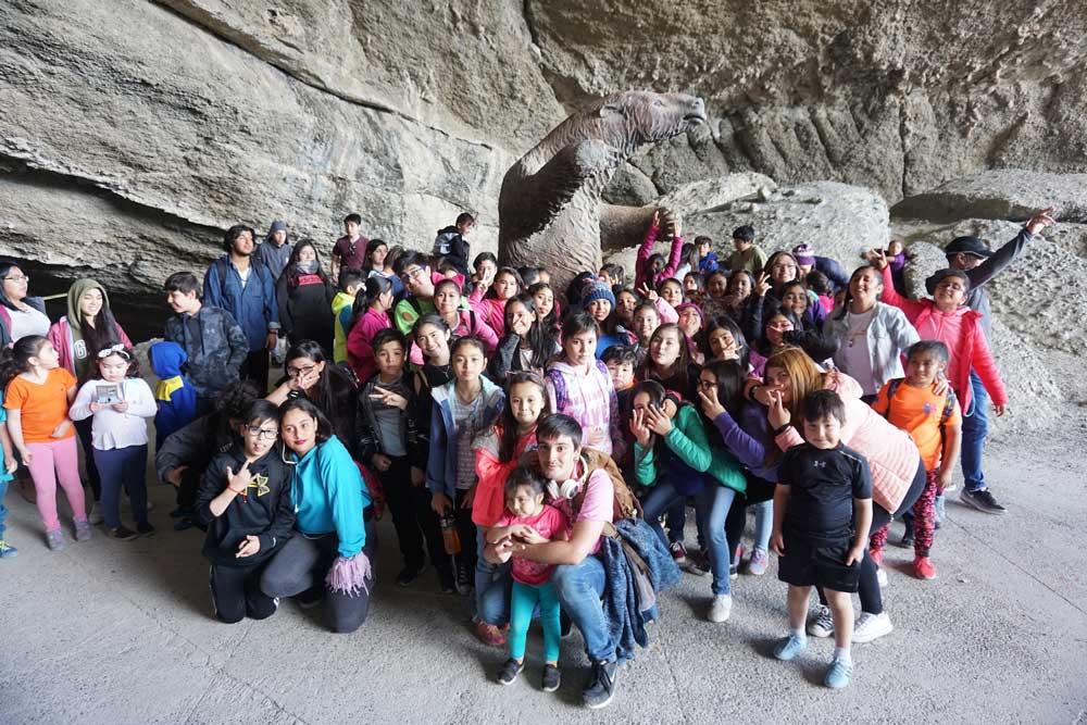 Colonia Parroquial de verano 2019 en Puerto Natales