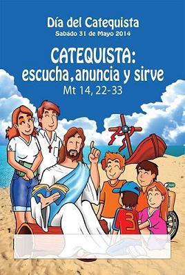 Día del Catequista, sábado 1 de junio