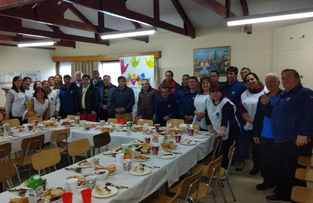 Celebración del Día del Trabajo de la Pastoral Social